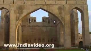 Gagan Mahal at Bijapur in Karnataka state