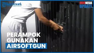 Warga yang Gagalkan Perampokan di Ciputat Terluka Seusai Ditembak, Pelaku Disebut Pakai Airsoft Gun