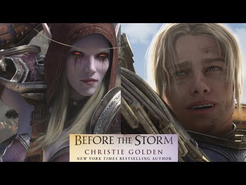 The Story of Before the Storm
