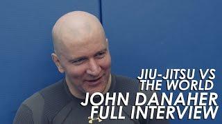 Download John Danaher Interview Jiu-Jitsu VS The World MP3