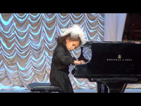 Ульяна Степанова, Родион Щедрин - «Юмореска» (1957) видео