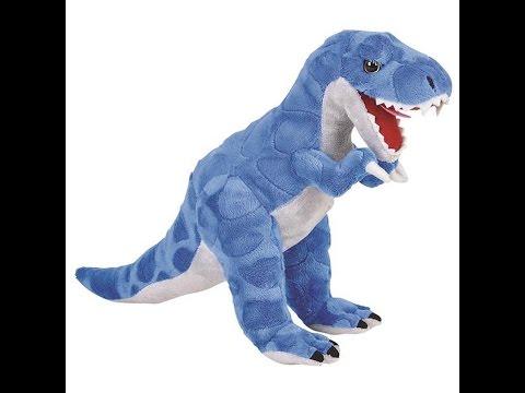 Dinosaurio Peluche Tyrannosaurus Rex 9