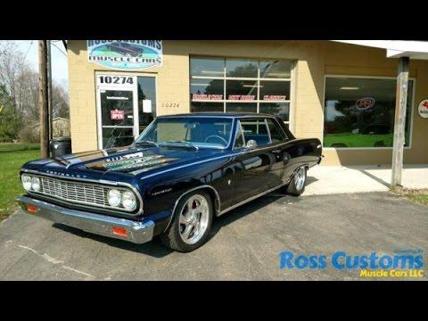 1964 Chevrolet Malibu for Sale - CC-1037169