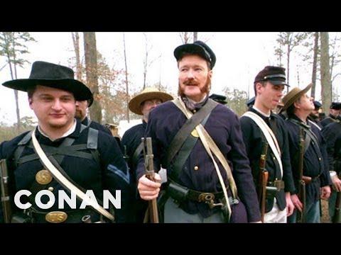 Conan vojákem z občanské války