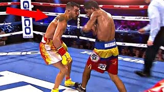 Boxing: Right Handed Southpaw