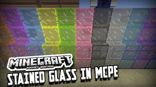 How To Make Colored Glass Panes In Minecraft म फ त