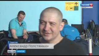 Чемпионат России по пара-бадминтону прошел в Саратове
