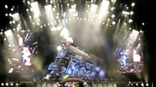 AC/DC Rock and Roll Train, Magnetic Hill Music Festival, Moncton NB