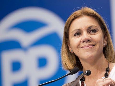Declaraciones de María Dolores De Cospedal después de votar #20D