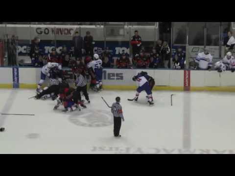 Craig Simchuk vs Stuart Stefan