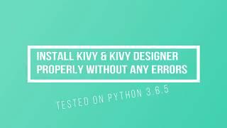 Kivy Studio, UI Map tool - KivyMD