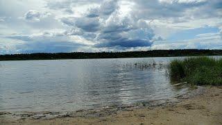 Рыбалка на озере западное в ивановской области