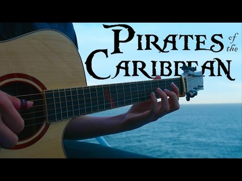Download Pirates of the Caribbean Theme - Fingerstyle Guitar Cover HD Mp4 3GP Video and MP3