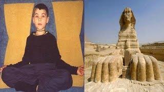 Chàng trai 'đến từ sao Hỏa' tiết lộ về bí ẩn tượng Nhân Sư Ai Cập [Tin mới Người Nổi Tiếng]