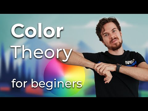 Color Theory 101 - Web Design For Beginners