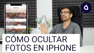 Cómo OCULTAR tus FOTOS y VÍDEOS en iPhone / iPad | Los Tutoriales de Applesfera