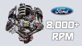 7 Highest Revving US Production Engines