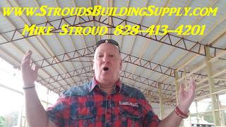 STEEL TRUSS Building Kits, Garages, Carports, and RV Storage