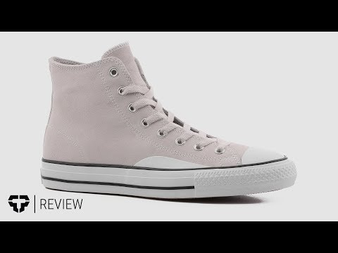 Converse Chuck Taylor High Skate Shoes Review – Tactics.com