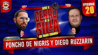 Desde El Cerro De La Silla Con Franco Escamilla / Poncho De Nigris - Diego Ruzzarin