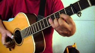 wabash cannonball pan american   guitar lesson