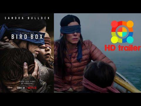 BIRD BOX-2018|OFFICIAL MOVIE TRAILER|Sandra Bullock|Sarah Paulson|John Malkovich