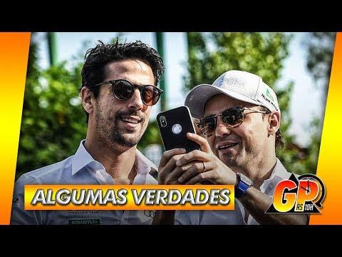 Treta no Twitter? Massa e Di Grassi disseminam fake news na internet   GP às 10