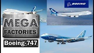 MEGAFACTORIES:Boeing 747 By NatGeo🏭 हिंदी