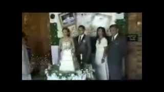 preview picture of video 'Wedding celebration of Barry and Nasha'