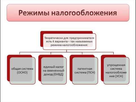 Как легально вести учет и платить налоги интернет-предпринимателю/ Коченкова Юлия