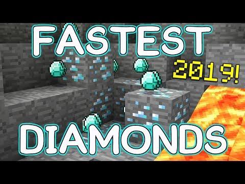 Fastest &amp Easiest Minecraft Method to find Diamonds!