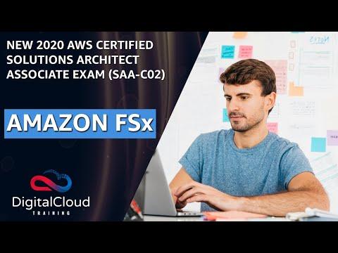 Amazon FSx - SAA-C02 AWS Certified Solutions Architect Associate ...