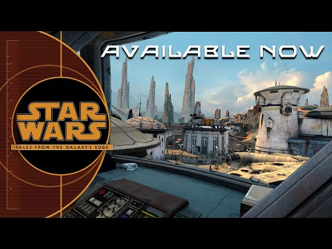 Launch Trailer de Star Wars: Tales from the Galaxy's Edge