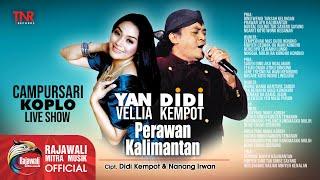 Didi Kempot Feat. Yan Vellia - Perawan Kalimantan - Official Music Video