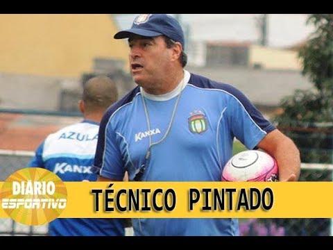 Diário esportivo com a participação especial do Pintado - Técnico do São Caetano!