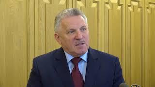 Комментарий Губернатора о проекте по строительству протонно-лучевого центра в Хабаровске