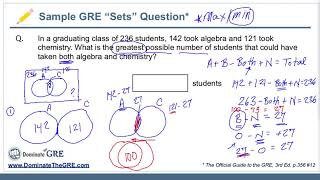 3 set venn diagram gmat gre cat bank po ssc cgl most challenging gre sets word problem maxmin variation ccuart Images