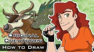 How to Draw Original Creatures