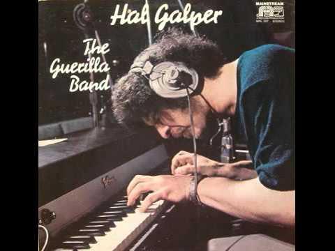 Hal Galper - Figure Eight online metal music video by HAL GALPER