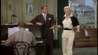 "Doris Day & Gene Nelson in ""Somebody Loves Me"""