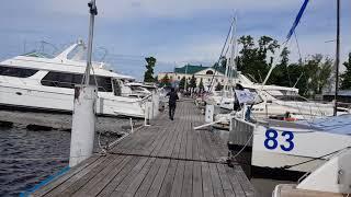 Стоянки для лодок в чебоксарах