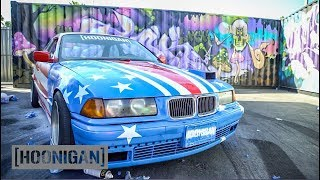 [HOONIGAN] DT 067: American Livery for our $350 BMW E36