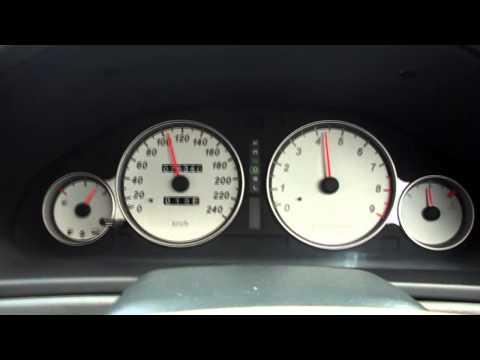 Proton Perdana V6 2008 Acceleration With Second Gear