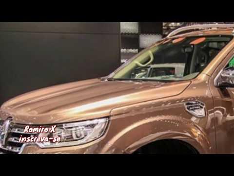 Nova Renault Alaskan: Vejam mais sobre a nova pickup da Renault!