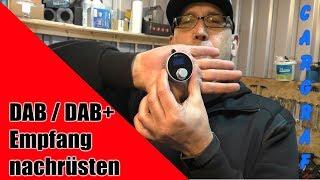 DAB / DAB+ Radio Empfang nachrüsten / Must Have