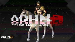System Error #028: Spodnie z konia