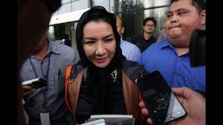 Bupati Rita Benarkan Bos PT CGA Setor Uang untuk Proyek di Kukar