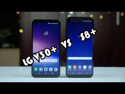 LG V30 Plus 2 Sim và Galaxy S8 mua máy nào tốt hơn?