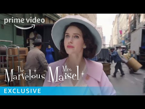 The Marvelous Mrs. Maisel Season 3 (Promo 2)
