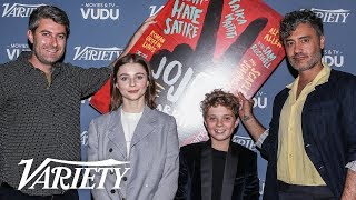 Q&A with Taika Waititi and the 'Jojo Rabbit' Cast - Variety Screening Series | presented by Vudu